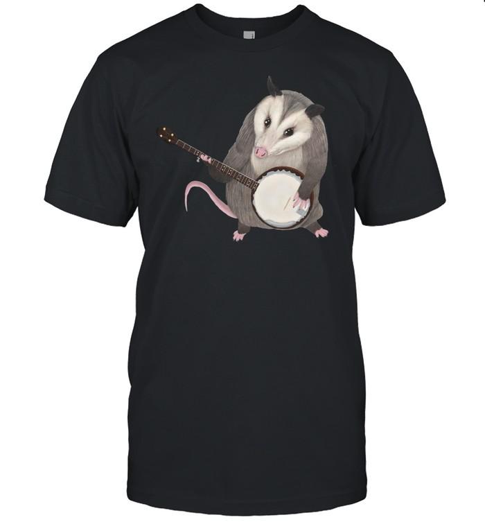 Banana hug guitar shirt Classic Men's T-shirt