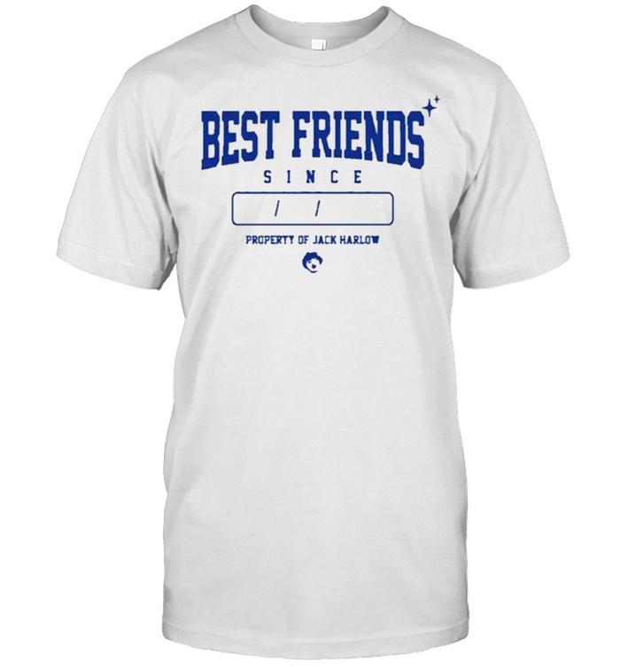Jack Harlow Already Best Friends T- Classic Men's T-shirt