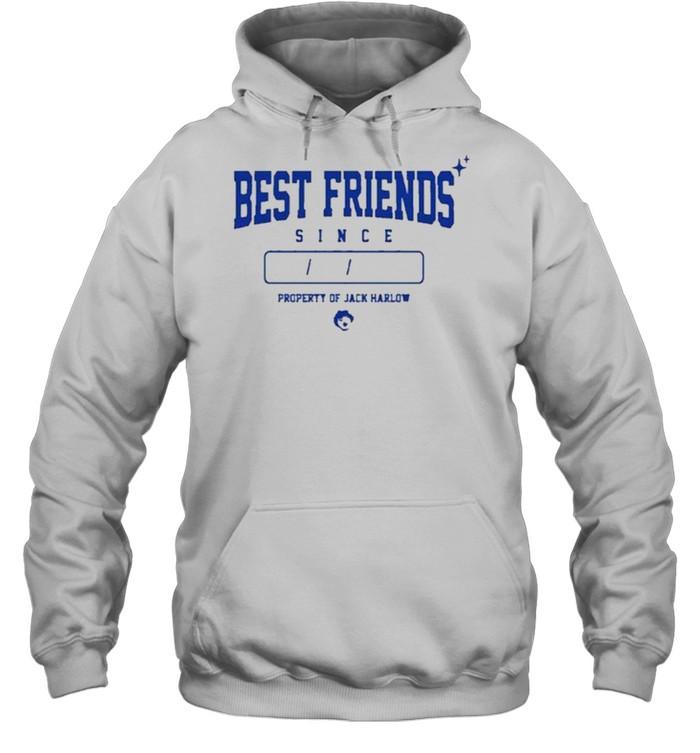 Jack Harlow Already Best Friends T- Unisex Hoodie