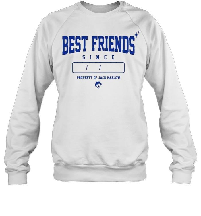 Jack Harlow Already Best Friends T- Unisex Sweatshirt