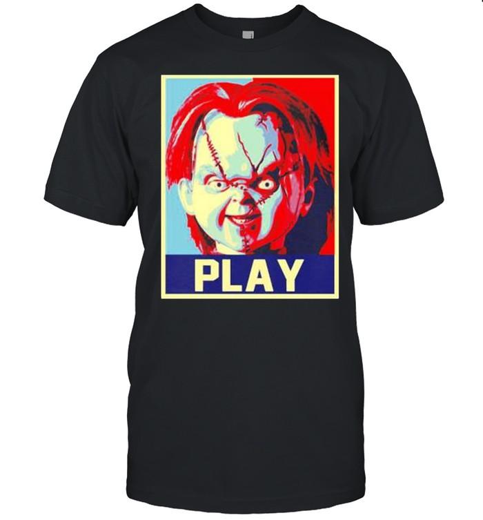 Chucky Play Halloween Shirt Masswerks Store