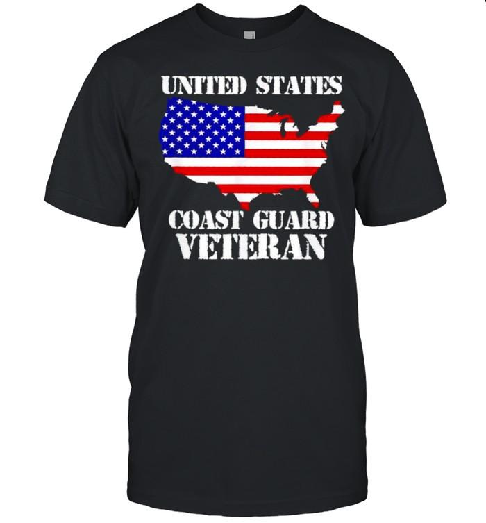 United states coast guard veteran shirt Classic Men's T-shirt