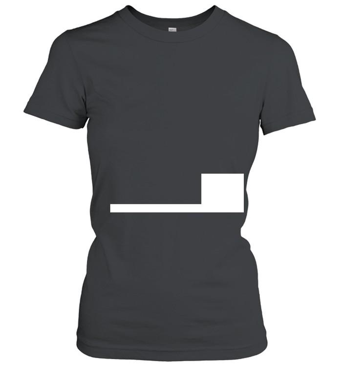 Baltimore Ravens Mark Andrews cartoon shirt Classic Women's T-shirt