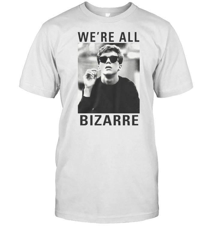 Breakfast Club We're All Bizarre 1980's shirt Classic Men's T-shirt