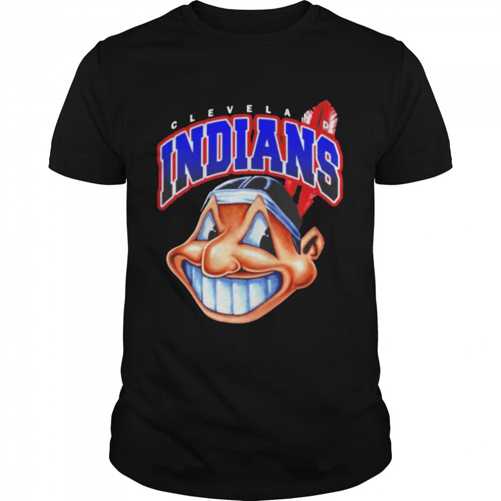 Cleveland Indians logo t-shirt Classic Men's T-shirt