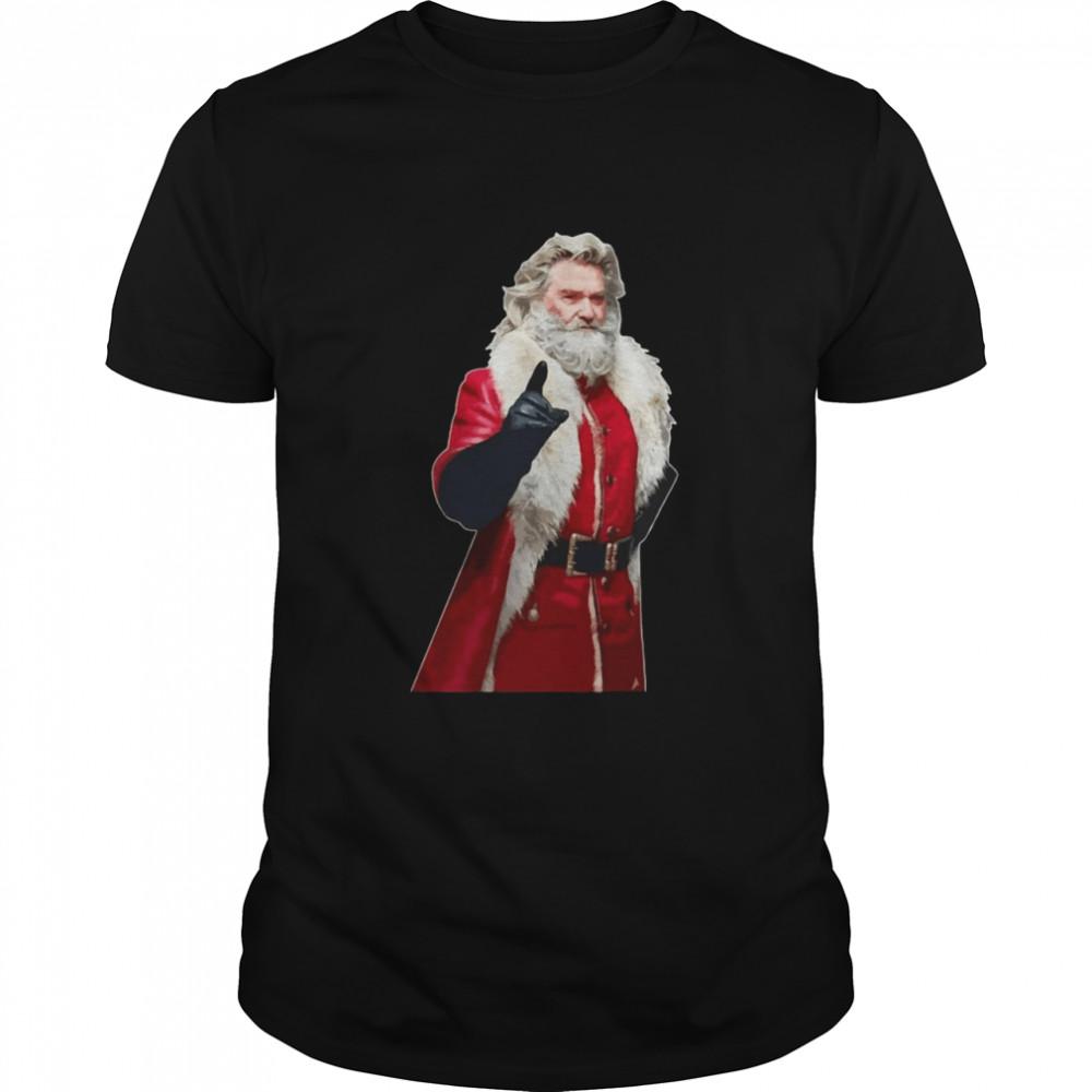 Santa Claus From Christmas Chronicles Classic T-shirt Classic Men's T-shirt