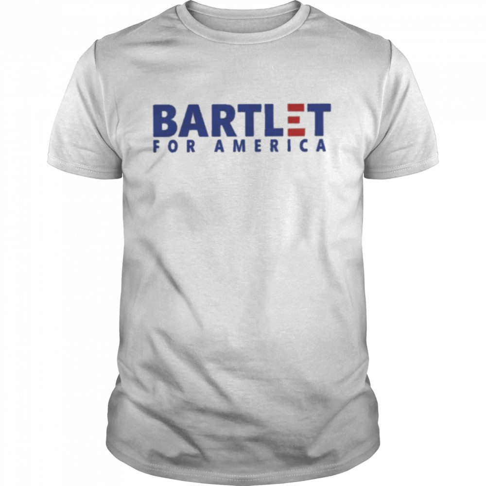 bartlet for America shirt Classic Men's T-shirt